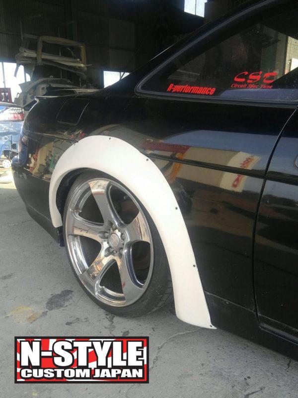 N-Style Custom Type 8